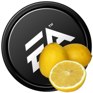EA logo with lemons