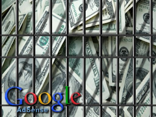 Google AdSense holding funds prisoner