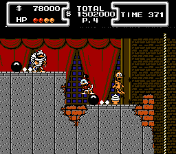 Duck Tales (woo-oo!) on the NES